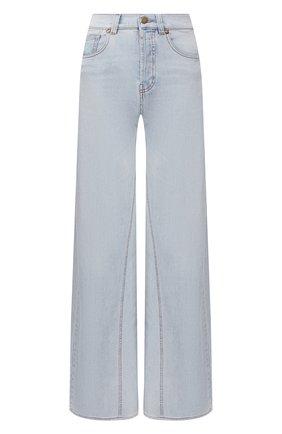 Женские джинсы ERIKA CAVALLINI голубого цвета, арт. PE/P/P0SW15 | Фото 1