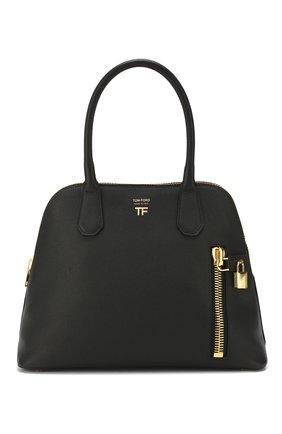 Женская сумка alix medium TOM FORD черного цвета, арт. L1280T-LBU001   Фото 1