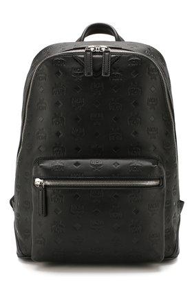Женский рюкзак brandenburg medium MCM черного цвета, арт. MMK ASDK01 | Фото 1