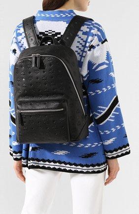 Женский рюкзак brandenburg medium MCM черного цвета, арт. MMK ASDK01 | Фото 2