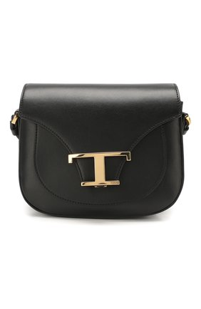 Женская сумка t singola TOD'S черного цвета, арт. XBWTSIC0000R0R | Фото 1