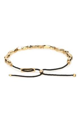 Женская браслет ISABEL MARANT золотого цвета, арт. BR0720-20P015B | Фото 2