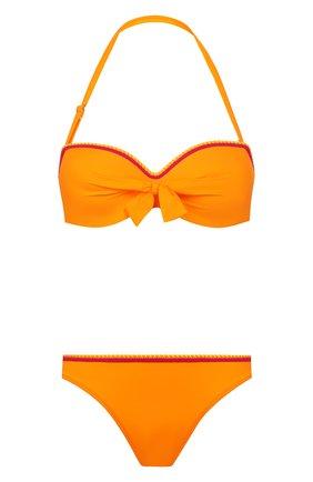 Женский раздельный купальник ANTIGEL оранжевого цвета, арт. EBA7193-EBA0793 | Фото 1