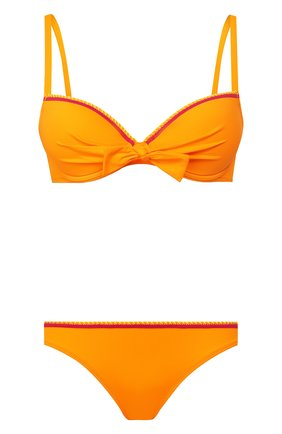 Женский раздельный купальник ANTIGEL оранжевого цвета, арт. EBA4393-EBA0793 | Фото 1