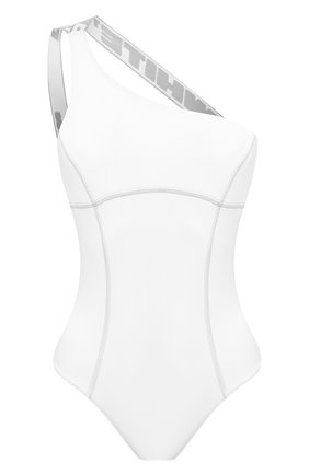 Женский слитный купальник OFF-WHITE белого цвета, арт. 0WFA027R207650680100 | Фото 1