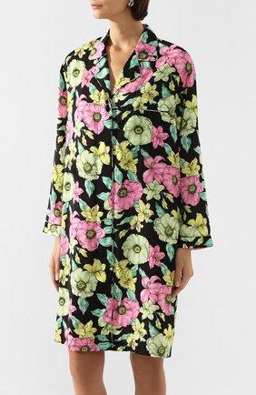 Женское платье BALENCIAGA зеленого цвета, арт. 602451/TGLN6   Фото 3