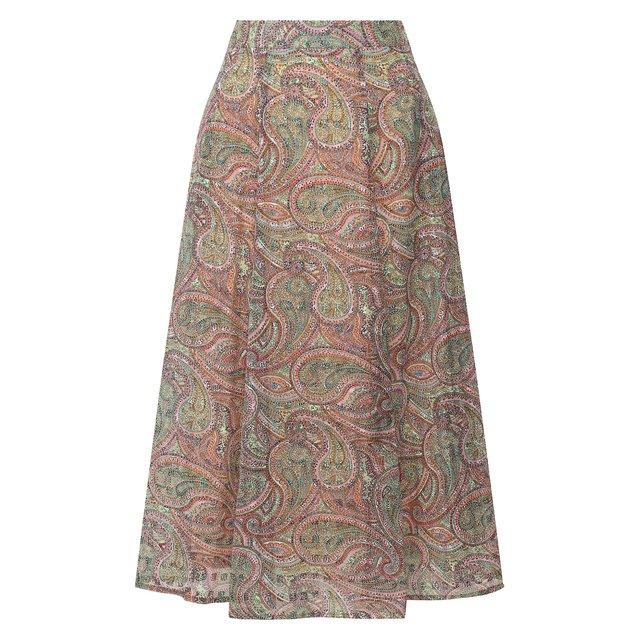 Хлопковая юбка Paul&Joe