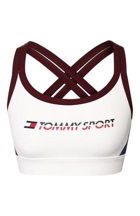 Женская топ TOMMY HILFIGER белого цвета, арт. S10S100506 | Фото 1