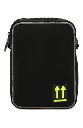 Мужская текстильная сумка OFF-WHITE черного цвета, арт. 0MVN004R20A370011000 | Фото 1
