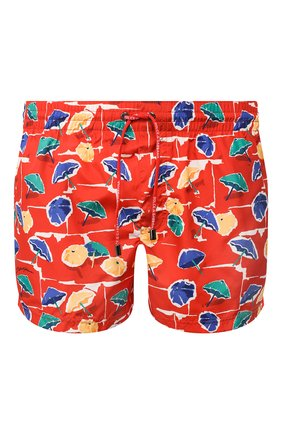 Детского плавки-шорты DOLCE & GABBANA красного цвета, арт. M4A06T/HSM2A | Фото 1
