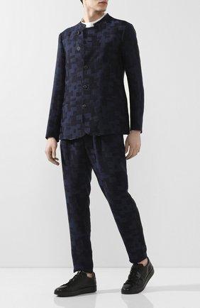 Пиджак из смеси льна и вискозы | Фото №2