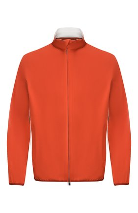 Мужская куртка LORO PIANA оранжевого цвета, арт. FAI9793 | Фото 1