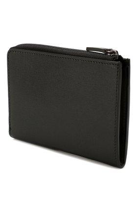 Мужская кожаный футляр для документов CANALI черного цвета, арт. P311207/NA00053 | Фото 2