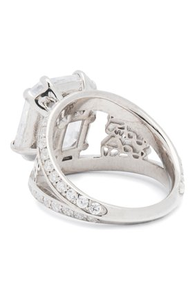 Женское кольцо boss LEVASHOVAELAGINA серебряного цвета, арт. boss/r | Фото 2