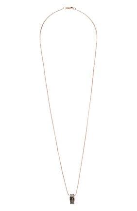 Мужского цепь с кулоном alto SWAROVSKI золотого цвета, арт. 5427127 | Фото 1
