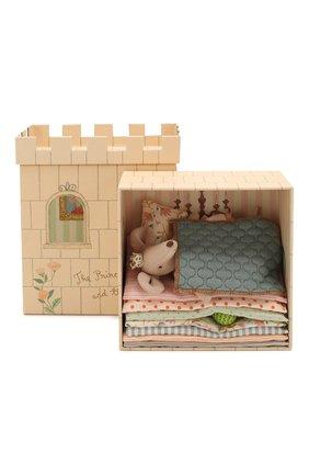Детского игрушка мышка принцесса MAILEG розового цвета, арт. 16-9733-01 | Фото 1