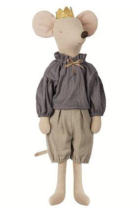 Детского игрушка мышонок принц макси MAILEG разноцветного цвета, арт. 16-8791-00 | Фото 1