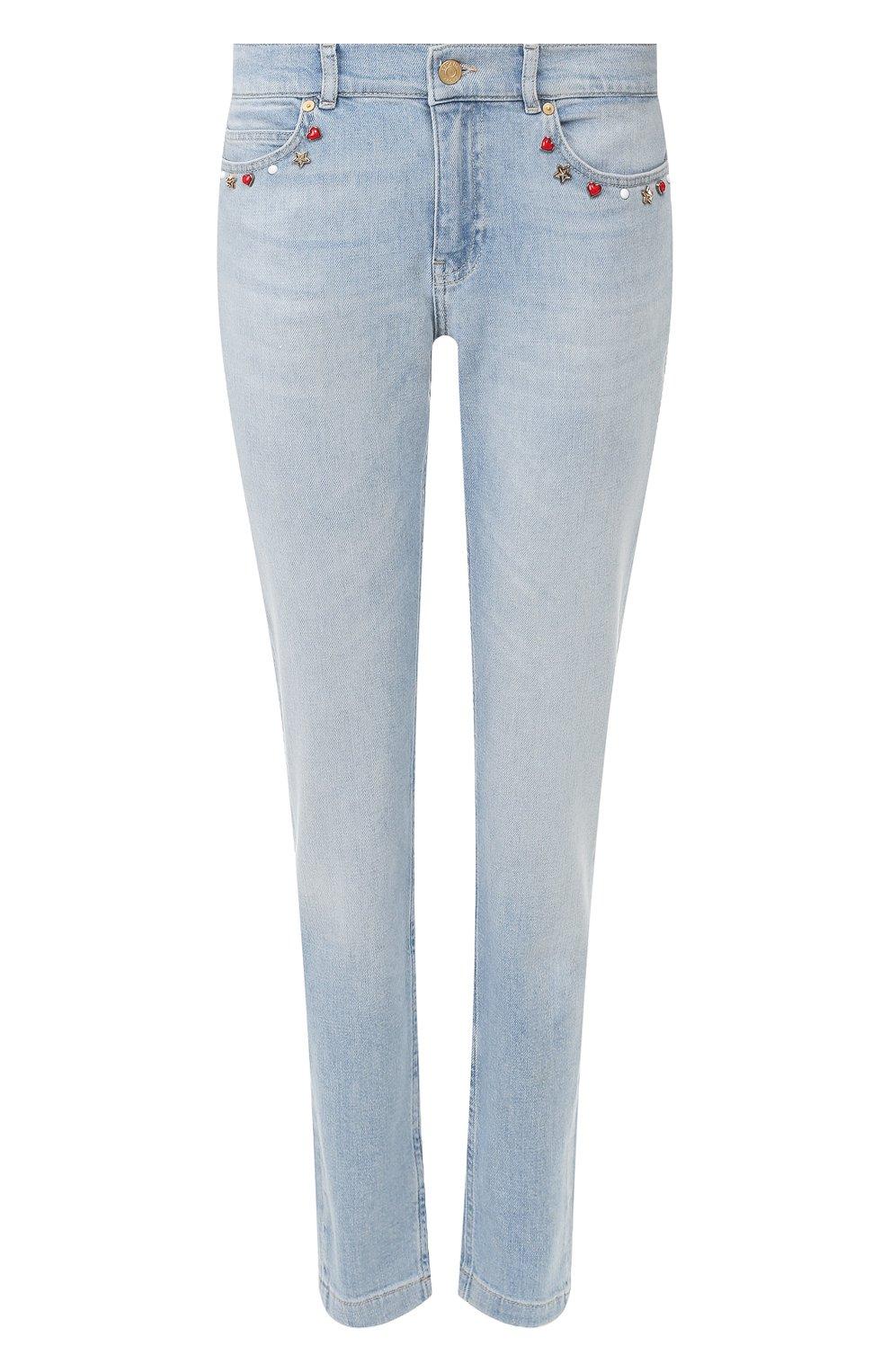 Женские джинсы ESCADA SPORT голубого цвета, арт. 5032620 | Фото 1