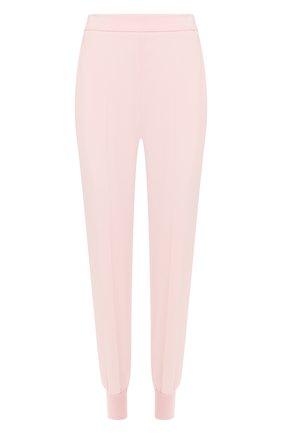 Женские джоггеры из вискозы STELLA MCCARTNEY розового цвета, арт. 341416/SCA06 | Фото 1