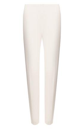 Женские укороченные брюки RALPH LAUREN бежевого цвета, арт. 290803714 | Фото 1