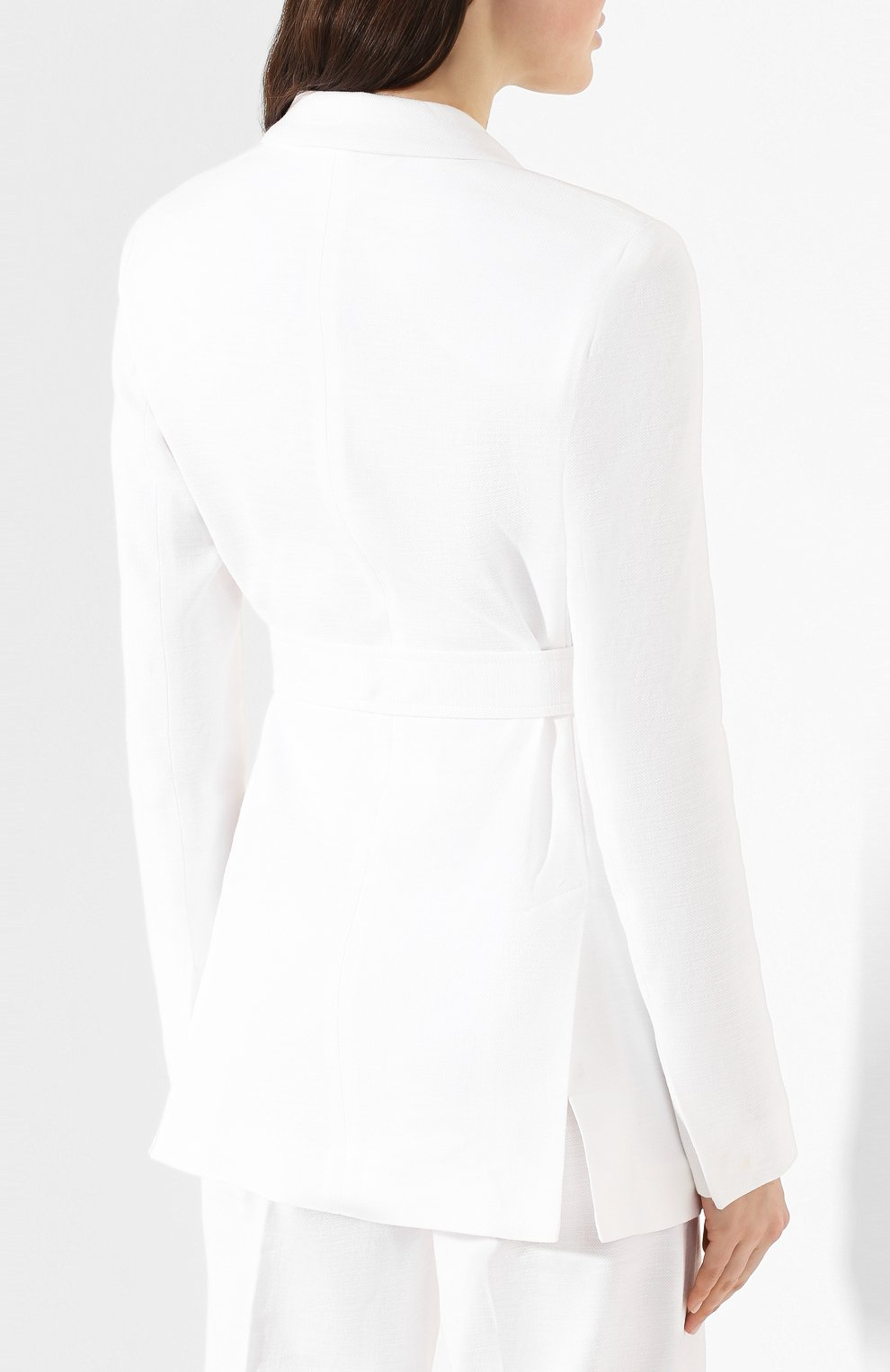Женский костюм ELEVENTY белого цвета, арт. A80TALA03 TES0A028 | Фото 3