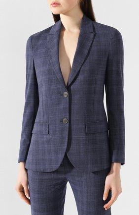 Женский костюм ELEVENTY синего цвета, арт. A80TALA01 TES0A114 | Фото 2