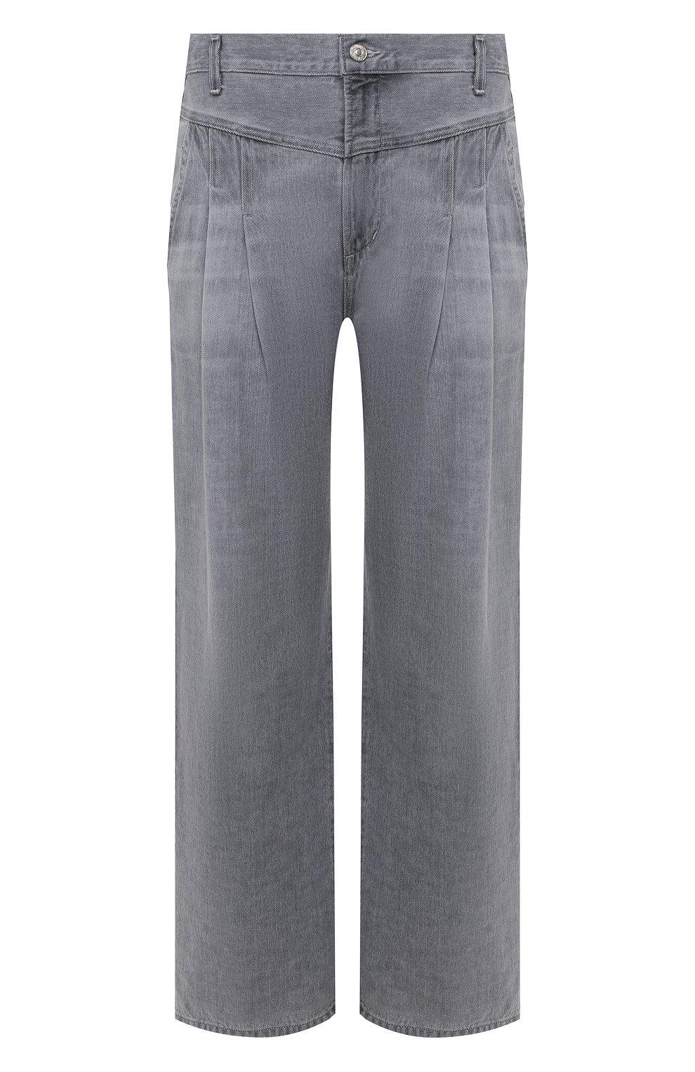 Женские джинсы CITIZENS OF HUMANITY серого цвета, арт. 1840-1193 | Фото 1