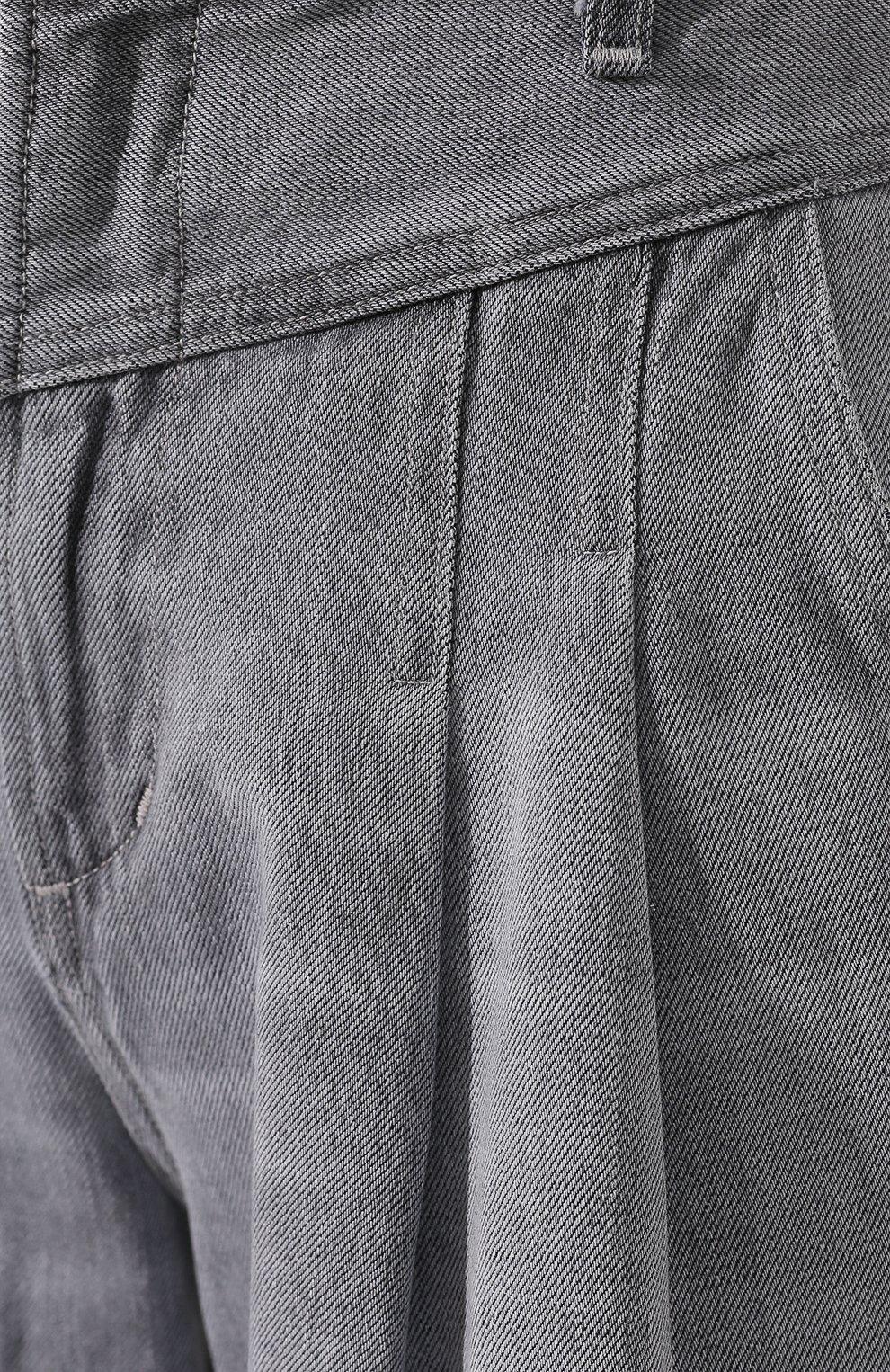 Женские джинсы CITIZENS OF HUMANITY серого цвета, арт. 1840-1193 | Фото 5