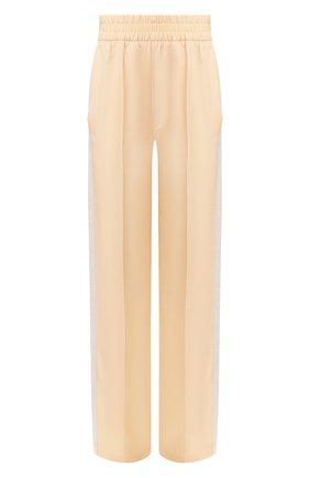 Женские брюки MAX&MOI бежевого цвета, арт. E20T0G0 | Фото 1