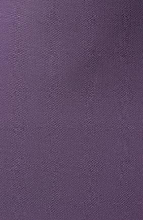 Женская юбка BOSS фиолетового цвета, арт. 50409644 | Фото 5