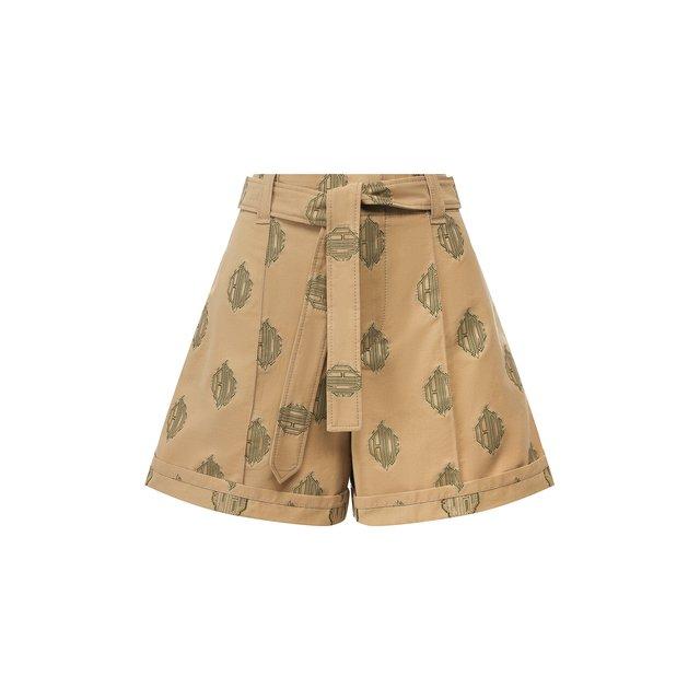 Хлопковые шорты Chloé