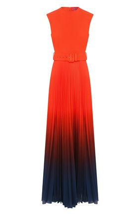 Женское платье SOLACE оранжевого цвета, арт. 0S25109 | Фото 1