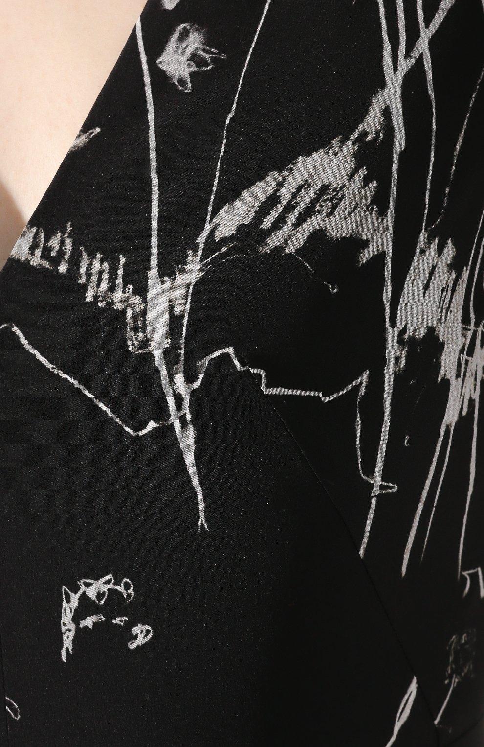 Шелковое платье | Фото №5