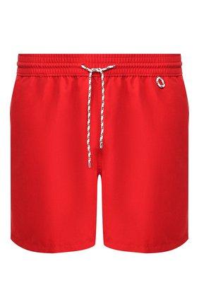 Мужские плавки-шорты LORO PIANA красного цвета, арт. FAG1762 | Фото 1