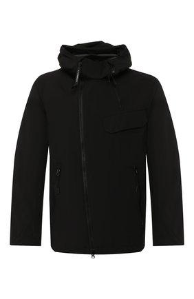 Мужская куртка C.P. COMPANY черного цвета, арт. 08CM0W042A-005659A | Фото 1