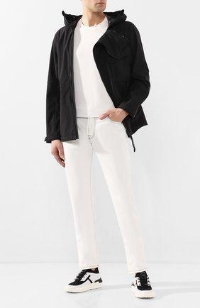 Мужская куртка C.P. COMPANY черного цвета, арт. 08CM0W042A-005659A | Фото 2