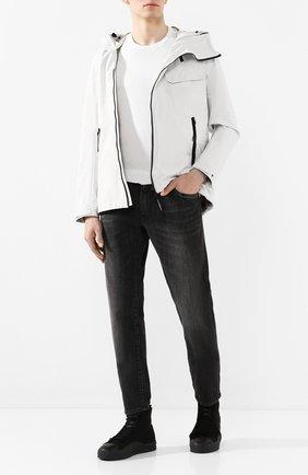 Мужская куртка C.P. COMPANY белого цвета, арт. 08CM0W042A-005659A | Фото 2