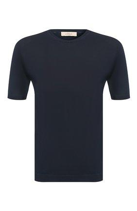 Мужской хлопковый джемпер ALTEA темно-синего цвета, арт. 2051012   Фото 1