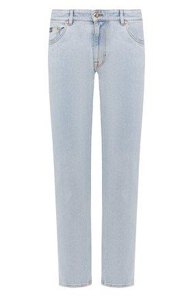 Мужские джинсы VERSACE JEANS COUTURE голубого цвета, арт. A2GVA0SH-VUP500/A0B53 | Фото 1
