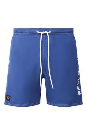 Детского плавки-шорты PAUL&SHARK синего цвета, арт. C0P5002/3XL-6XL   Фото 1