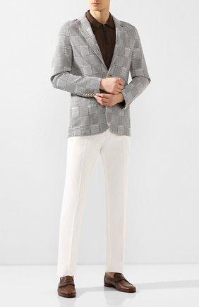 Мужской пиджак из вискозы ELEVENTY разноцветного цвета, арт. A70GIAA01 TES0A096 | Фото 2