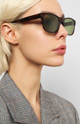 Мужские солнцезащитные очки LORO PIANA коричневого цвета, арт. FAI4928 | Фото 2