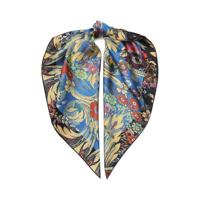 Шелковый платок Dries Van Noten