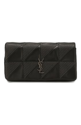 Женская сумка jamie SAINT LAURENT черного цвета, арт. 605026/C0PN4 | Фото 1