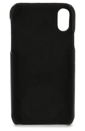 Мужской чехол valentino garavani для iphone x/xs VALENTINO черного цвета, арт. TW2P0S87/DRT | Фото 2
