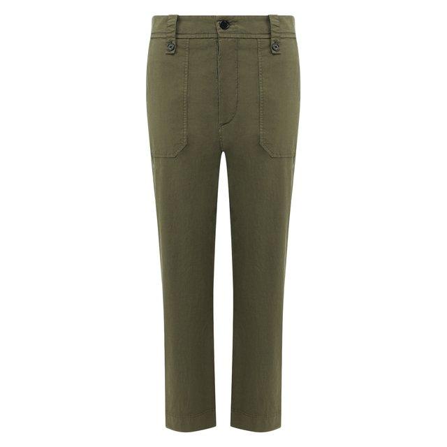 Хлопковые брюки Zadig&Voltaire