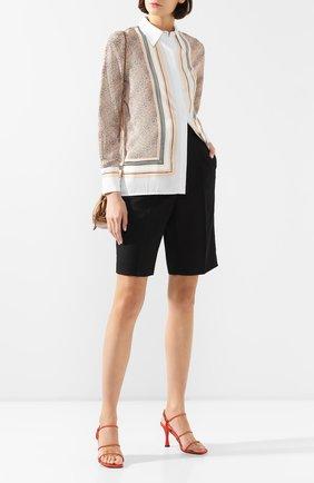 Женская блузка PROENZA SCHOULER бежевого цвета, арт. R2014015-BYP159 | Фото 2