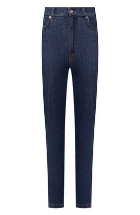 Женские джинсы DOLCE & GABBANA темно-синего цвета, арт. FTB0QD/G899S | Фото 1