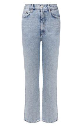 Женские джинсы AGOLDE голубого цвета, арт. A095-1141 | Фото 1