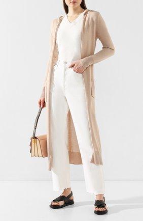 Женские джинсы AGOLDE белого цвета, арт. A069C-1183 | Фото 2